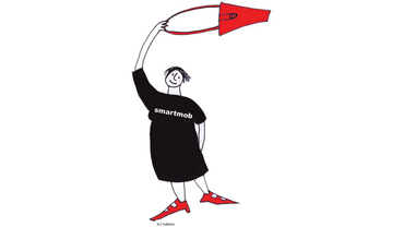 Smartmob zum Equal Pay Day