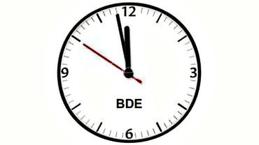 Beim BDE ist es eine Minute vor zwölf!