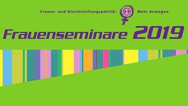 Frauenseminare 2019