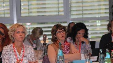 1. Tagung der Frauen in der Ver- und Entsorgung, Sept. 2017