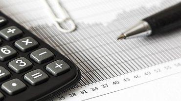 Bilanzierung Kalkulation Taschenrechner Buchhaltung Controlling Rechnungswesen Statistik
