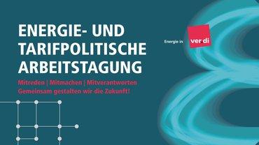 Energie- und tarifpolitische Arbeitstagung TaPo Tapo Logo Cover
